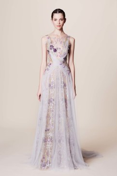 Marchesa Resort 2017 Look 5