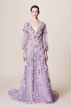 Marchesa Resort 2017 Look 7
