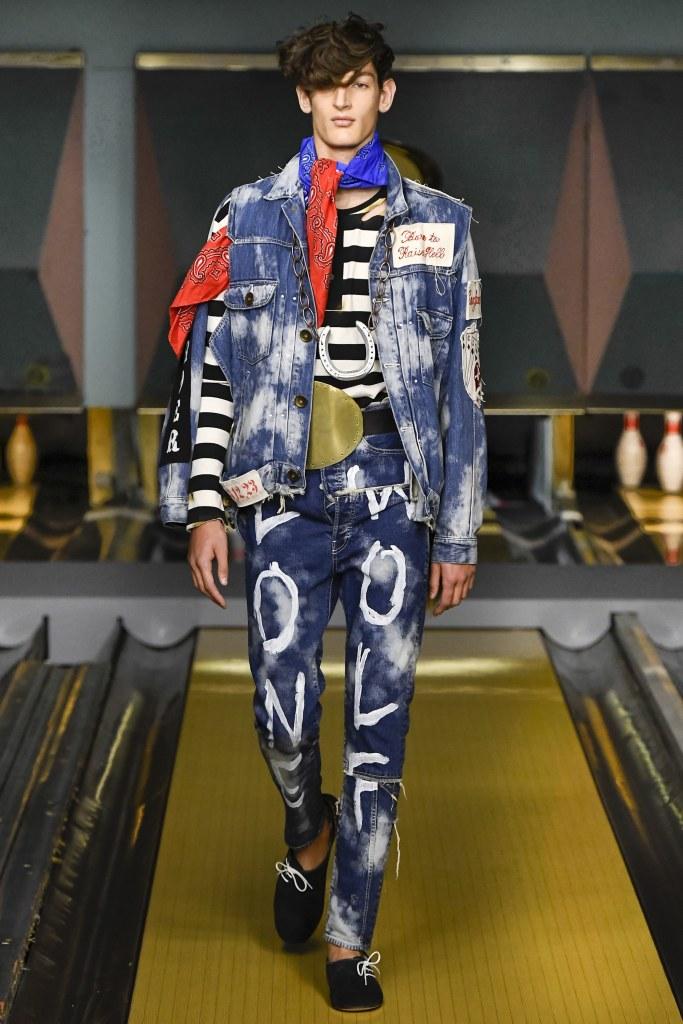 Miharayasuhiro Spring 2017 Menswear Look 37