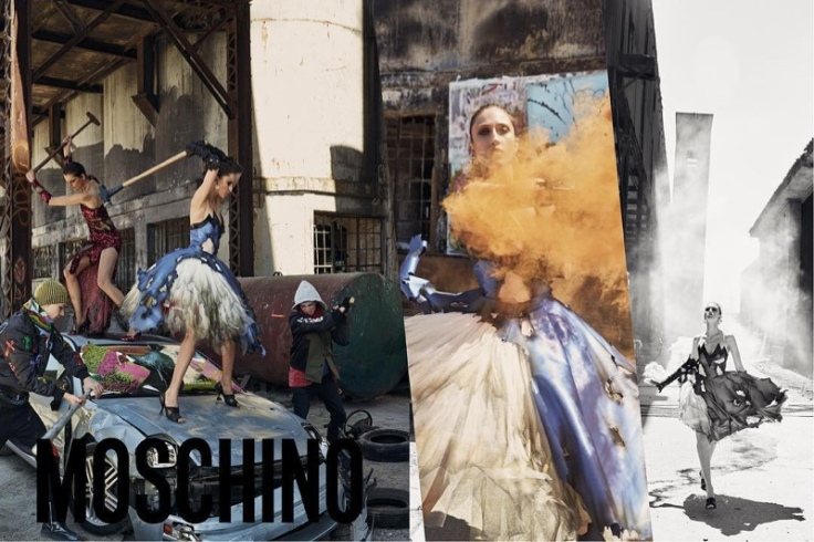Moschino Fall 2016 Campaign-1