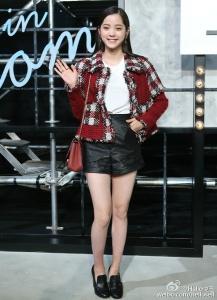 歐陽娜娜 in Chanel Fall 2016 -2016.5.31-