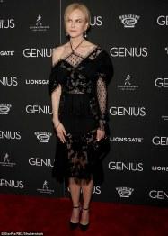 Nicole Kidman in Rodarte Fall 2016-2
