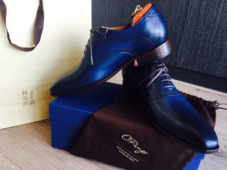 Oringo Shoes Premium Collection