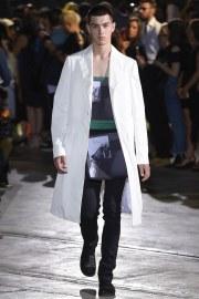 Raf Simons Spring 2017 Menswear Look 11