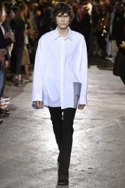 Raf Simons Spring 2017 Menswear Look 2