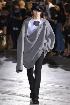 Raf Simons Spring 2017 Menswear Look 20