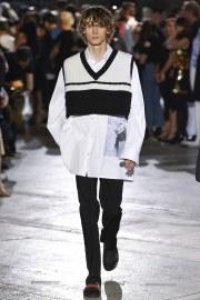Raf Simons Spring 2017 Menswear Look 21