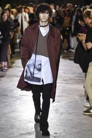 Raf Simons Spring 2017 Menswear Look 23