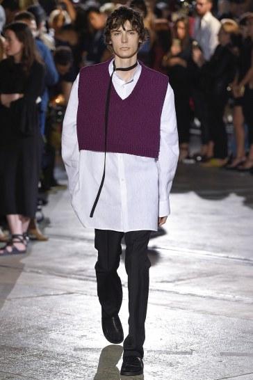 Raf Simons Spring 2017 Menswear Look 26
