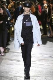 Raf Simons Spring 2017 Menswear Look 28