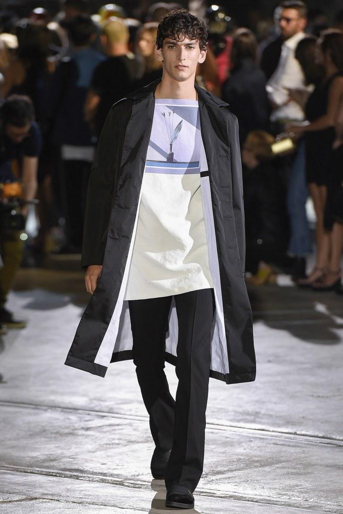 Raf Simons Spring 2017 Menswear Look 39