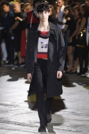 Raf Simons Spring 2017 Menswear Look 41