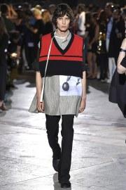Raf Simons Spring 2017 Menswear Look 42
