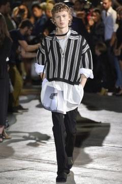 Raf Simons Spring 2017 Menswear Look 45