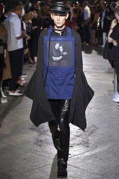 Raf Simons Spring 2017 Menswear Look 46