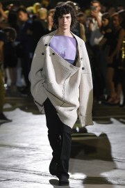 Raf Simons Spring 2017 Menswear Look 48