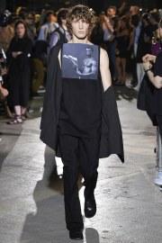 Raf Simons Spring 2017 Menswear Look 49