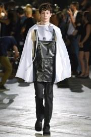 Raf Simons Spring 2017 Menswear Look 50