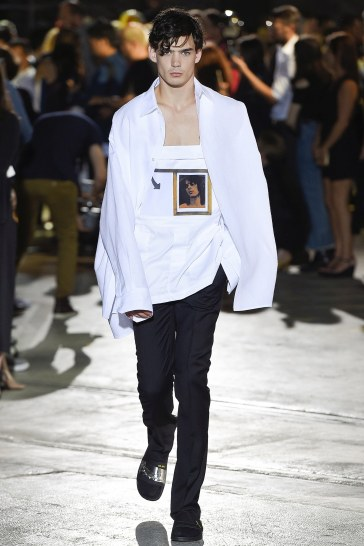Raf Simons Spring 2017 Menswear Look 51