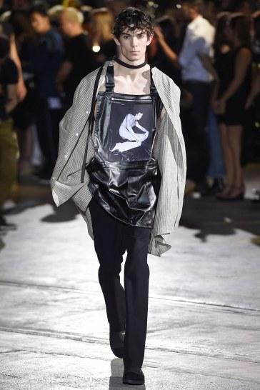 Raf Simons Spring 2017 Menswear Look 52