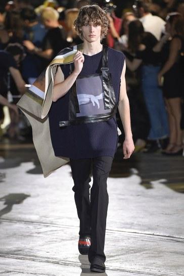 Raf Simons Spring 2017 Menswear Look 53