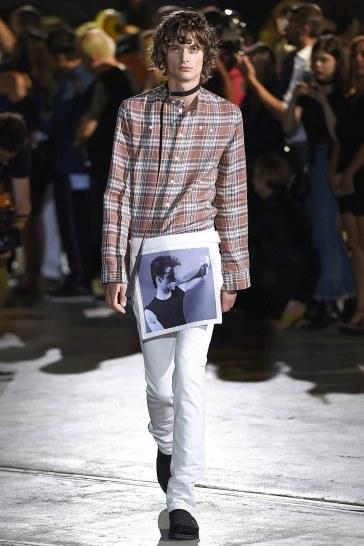 Raf Simons Spring 2017 Menswear Look 54