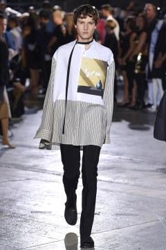 Raf Simons Spring 2017 Menswear Look 7