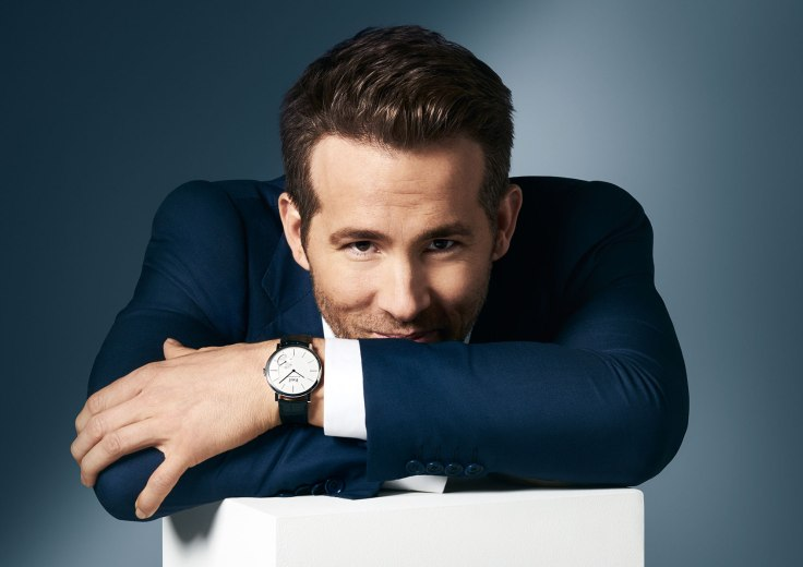 Ryan Reynolds X Piaget