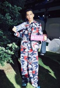Moncler Gamme Bleu Spring 2017 Menswear Runway Show— 王大陸 -2016.6.20-