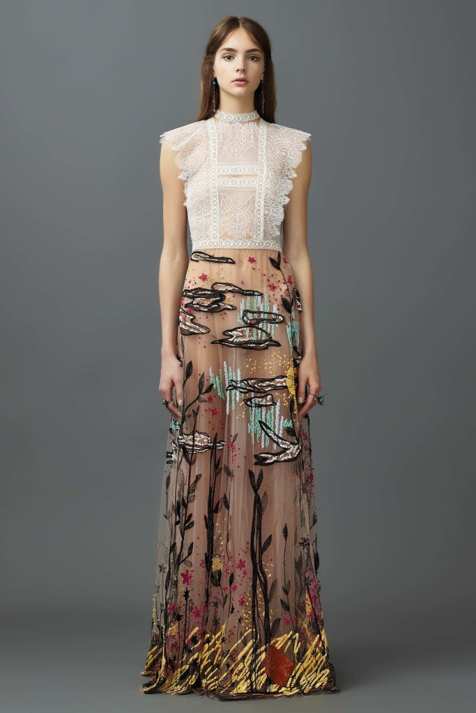 Valentino Resort 2017 Look 80