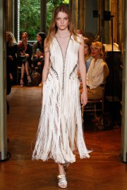 Alberta Ferretti Limited Edition Fall 2016 Couture Look 1