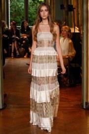 Alberta Ferretti Limited Edition Fall 2016 Couture Look 10