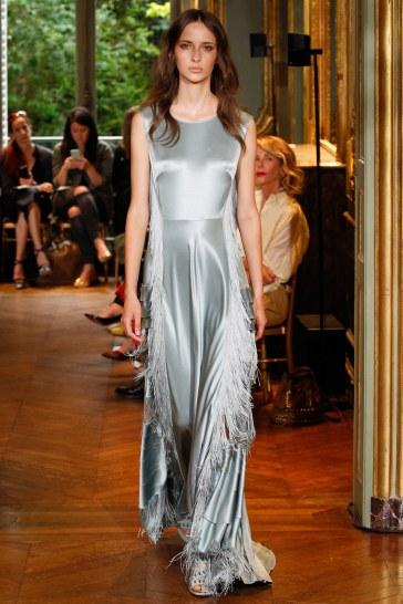 Alberta Ferretti Limited Edition Fall 2016 Couture Look 13