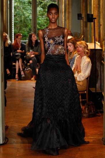 Alberta Ferretti Limited Edition Fall 2016 Couture Look 25