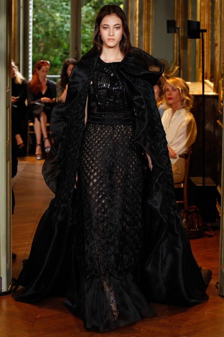 Alberta Ferretti Limited Edition Fall 2016 Couture Look 29
