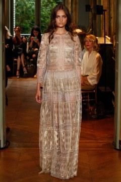 Alberta Ferretti Limited Edition Fall 2016 Couture Look 7