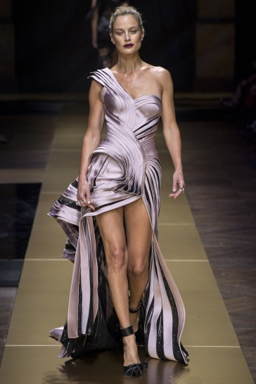 Atelier Versace Fall 2016 Couture Look 34