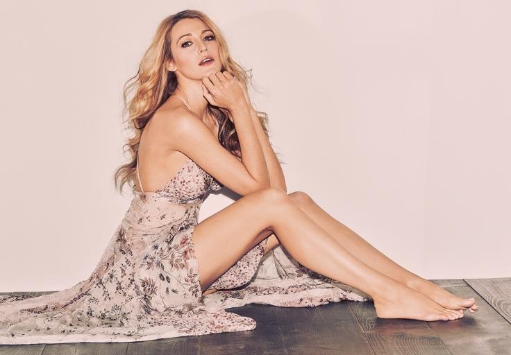Blake Lively Hampton Magazine July 2016