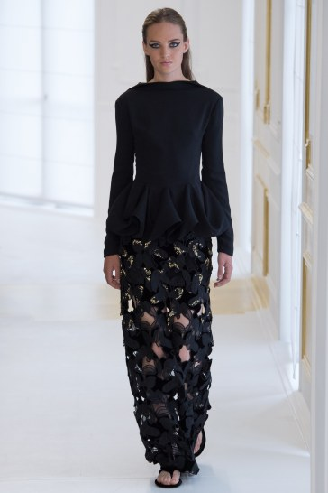 Christian Dior Fall 2016 Couture Look 13