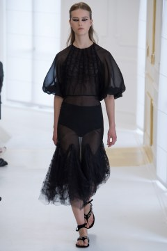Christian Dior Fall 2016 Couture Look 19