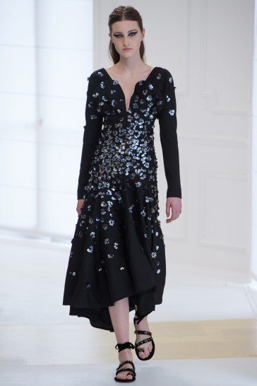 Christian Dior Fall 2016 Couture Look 39