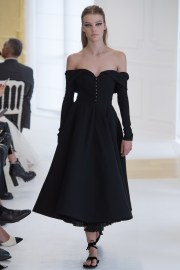 Christian Dior Fall 2016 Couture Look 4