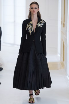 Christian Dior Fall 2016 Couture Look 5