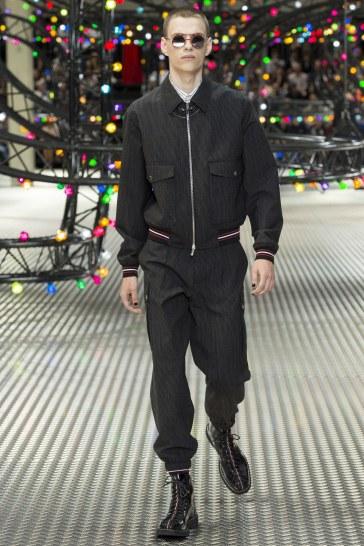 Dior Homme Spring 2017 Menswear Look 12