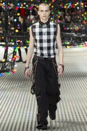 Dior Homme Spring 2017 Menswear Look 2