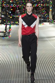 Dior Homme Spring 2017 Menswear Look 24