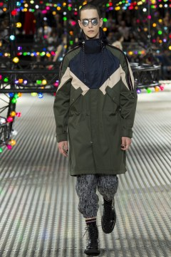 Dior Homme Spring 2017 Menswear Look 33