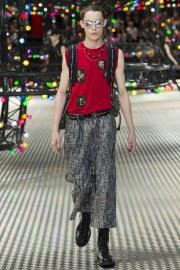 Dior Homme Spring 2017 Menswear Look 41