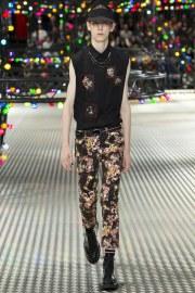 Dior Homme Spring 2017 Menswear Look 43