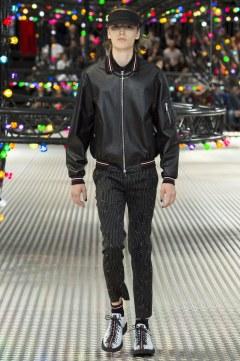 Dior Homme Spring 2017 Menswear Look 46